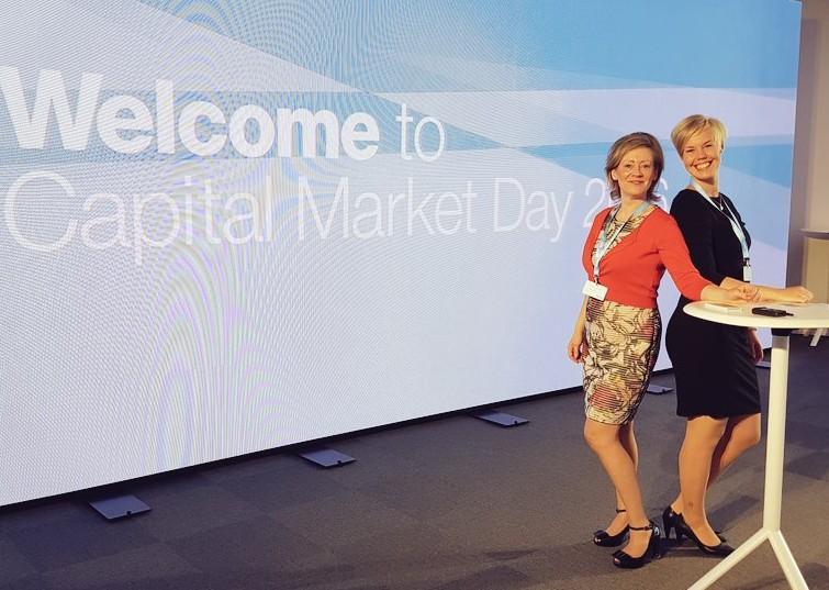 Tieto Oyj Capital Market Day