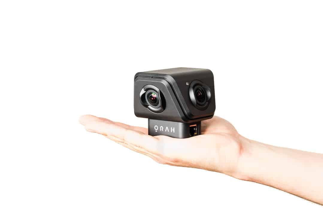 Orah 360 virtuaalikamera Reload Medialle